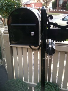 Our mailbox
